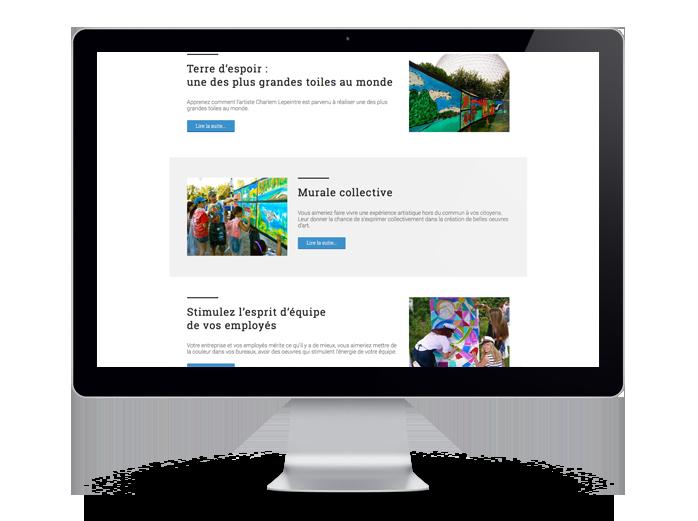 Charlem Lepientre page services